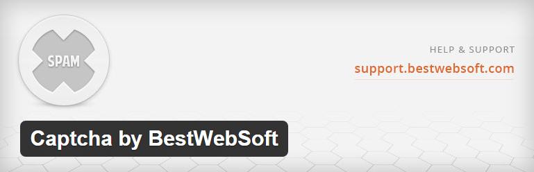 Melhores Plugins grátis para wordpress, captcha by bestwebshoft