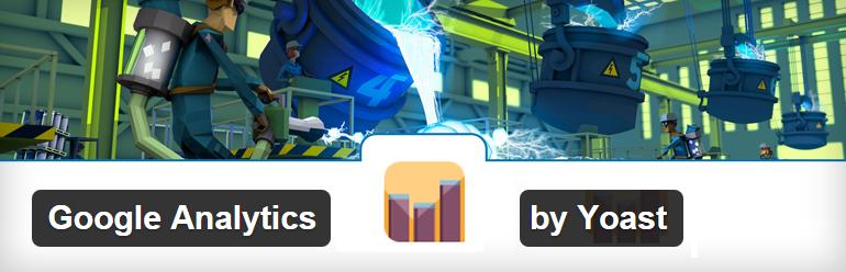 Melhores Plugins grátis para wordpress, google analytics by yoast