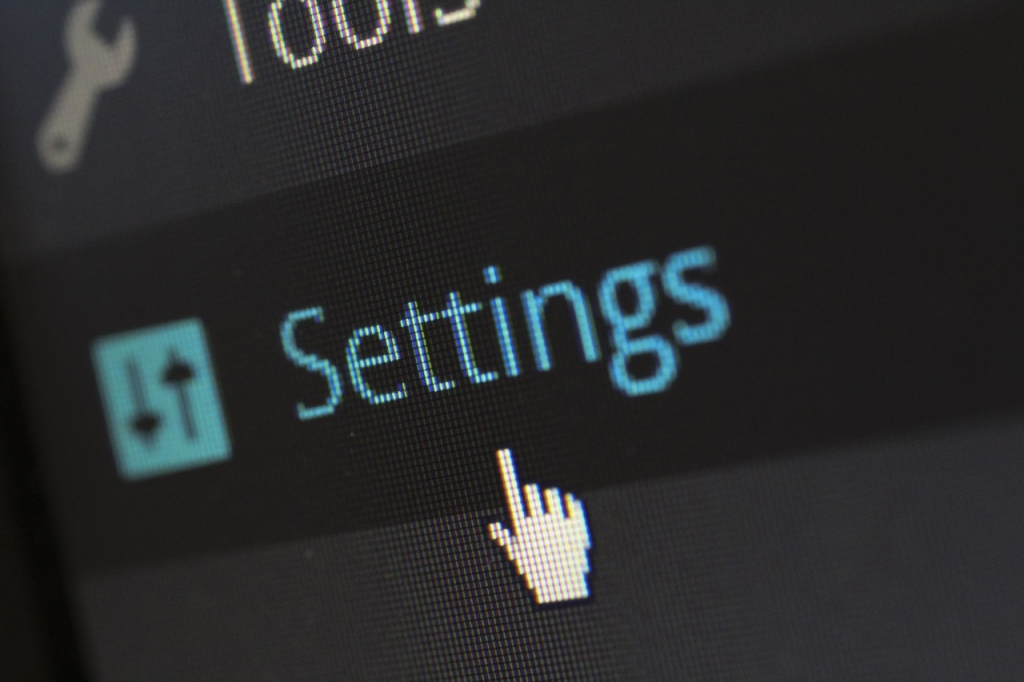 WordPress Atualizado - Settings